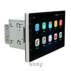 10.1In 2Din Android 9.1 Car MP5 Removable Screen Stereo Radio GPS WiFi Head Unit