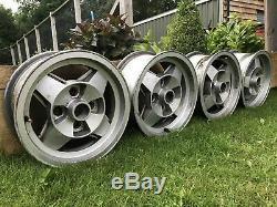 13 4-spoke BWA alloys 4x108 et20 FORD fiesta sierra escort 4stud xr3i CAPRI xr2