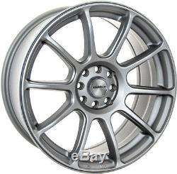 15 Silver Neo Fits Ford B Max Escort Focus Ka Mondeo Puma Sierra Ka 4x108