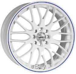 15 Wb Alcar Motion Alloy Wheels For 4x108 Ford B Max Escort Ka Puma Sierra Ka