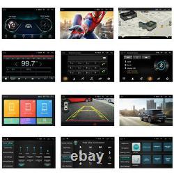 Adjustable 7in Single 1DIN Car Stereo Radio Android 9.1 Head Unit GPS NAVI 1+16G