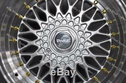 Alloy Wheels 16 RS For Ford B max Cortina Courier Ecosport Escort 4x108 SPL GS