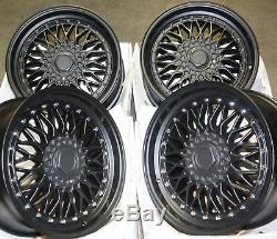 Alloy Wheels X 4 15 MB Rs Fit Ford B Max Escort Focus Mondeo Puma Sierra 4x108