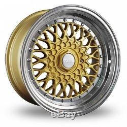 Alloy Wheels X 4 16 Gp Rs Fit Ford B Max Escort Focus Mondeo Puma Sierra 4x108