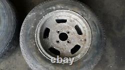BMW 2002 1602 E10 slotmag wolfrace 13 alloy aluminum wheels ford escort cortina