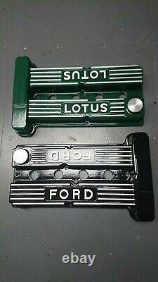 Bn Cylinder Zetec Head Cam Rocker Cover Classic Ford Lotus Escort Cortina Capri