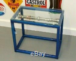 CAR ENGINE CAMSHAFT COFFEE TABLE FORD ESCORT GT CORTINA RS BESPOKE Also F1