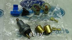 Cortina Escort Capri Mk1 Mk2 Mk3 Gen Ford Nos Reverse Lamp Wiring Kit