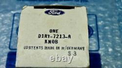Cortina Escort Capri Mk1 Mk2 Mk3 Genuine Ford Nos Gear Knob