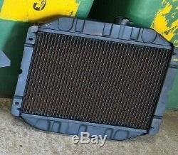 FORD ESCORT CORTINA CAPRI Mk 1 2 Mk1 Mk2 1.3 1.6 GT QUALITY RADIATOR (011)