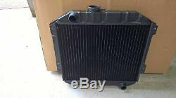 FORD ESCORT CORTINA CAPRI Mk 1 2 Mk1 Mk2 1.3 1.6 GT QUALITY RECON'D RADIATOR