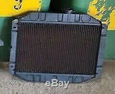 FORD ESCORT CORTINA Mk 1 2 Mk1 Mk2 1.3 1.6 QUALITY RECONDITIONED RADIATOR