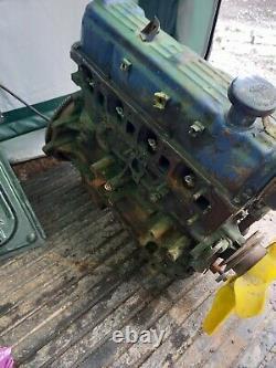Ford 1.6 pinto engine Classic Escort Capri Sierra Cortina