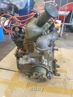 Ford 1600 crossflow Kent engine 711 Escort Mk1 Mk2 Cortina Xflow