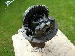 Ford Escort, Capri, Anglia, Cortina Rear English Axle 4.44 Diff, Brisca