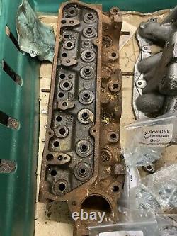 Ford Escort Cortina 1300 Crossflow Xflow Engine 711m Professional Rebuild
