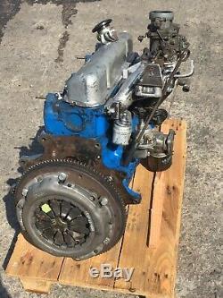 Ford Escort, Cortina, Crossflow 1300 HC Kent Engine 711M 6015AA