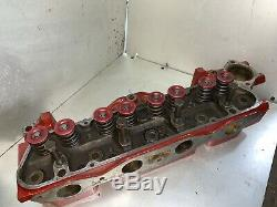 Ford Escort, Cortina Crossflow, X-Flow Kent engine Cylinder Head Ported