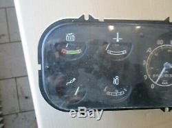 Ford Escort MK1 Cortina RS 2000 Tachometer Kombiinstrument Drehzahlmesser