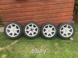 Ford RS Brooklands Style 15 Alloy Wheels Capri / Escort / Cortina / Etc