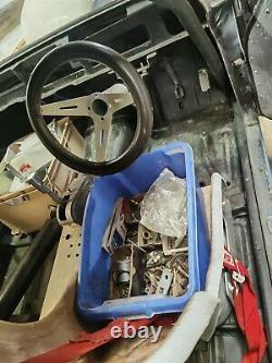 Ford capri mk3 drag car not escort or cortina not cosworth rs classic