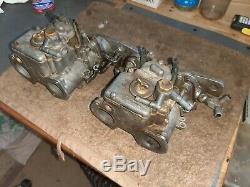 Ford escort RS capri cortina PINTO engine kit with weber 40 DCOM 2 3