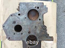 Lotus L block Ford Escort Twincam Cortina Mk2 Elan engine cylinder block (#2)