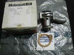 Mk1 Mk2 Cortina Gt 1600e Capri Escort Anglia Genuine Ford Nos Water Pump Assy