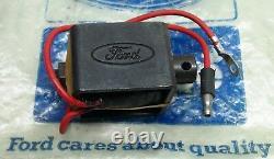 Mk1 Mk2 Mk3 Escort Cortina Capri Genuine Ford Nos Electric Boot Release Kit