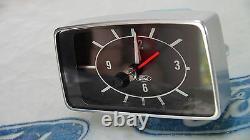 Mk2 Escort Mexico Rs2000 Ghia Cortina Capri Genuine Ford Nos Clock