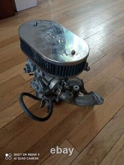 Twin Choke Webber K&N air filter carb carburettor Ford Escort Cortina Capri