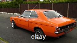 UK FORD CORTINA GT Mk3 2 DOOR LOTUS MUST SEE RARE CLASSIC CAR MAY PX ESCORT