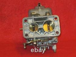 Weber 28/36 DCD Carburettor Ford Cortina Anglia Escort Gt Mini Imp Rootes Carb