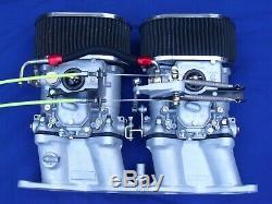 Weber 40 Dcoe Carburettors Ford Pinto Escort Rs 2000 Twin 40s Mk2 Mexico Capri