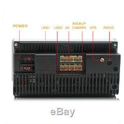 10.1 2 Din Android 9.1 Car Stereo Radio Gps Sat Nav Wifi 3g 4g Obd2 Mlk Bt 16g