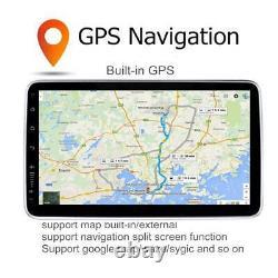 10.1 Auto Radio 2 Din Android 9.1 Gps Stéréo Navi Mp5 Player Wifi Fm 4-core 32 Go