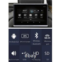 10.1 '' Hd Arrière De Voiture Seat LCD Moniteur Wifi 3g Têtière / 4g Bt Obd Écran Tactile