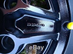 13 Oem Ford Fiesta 4x108 Courrier Escort Capri Sierra Turbo Rs Xr Rallye