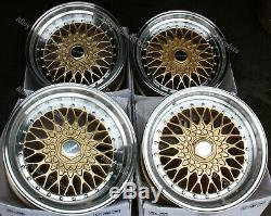 15 Or Rs Jantes En Alliage Fit Ford B Max Cortina Courier Ecosport Escort 4x108
