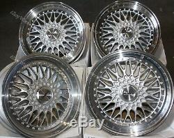 15 S Vintage Jantes En Alliage Ford B Max Cortina Courier Ecosport Escort 4x108