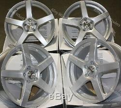 17 Argent Pace Roues En Alliage Ford B Max Cortina Courier Ecosport Escort 4x108