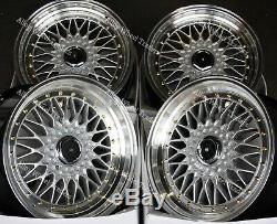 17 Gr Rs Roues En Alliage Pour Ford B Max Cortina Courier Ecosport Escort 4x108