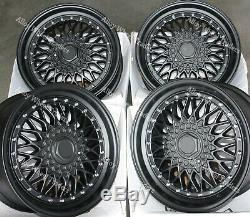 17 MB Rs Roues En Alliage Pour Ford B Max Cortina Courier Ecosport Escort 4x108