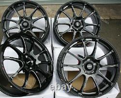 17 Roues En Alliage Friction S'adapte Ford B Max Cortina Courier Ecosport Escort 4x108