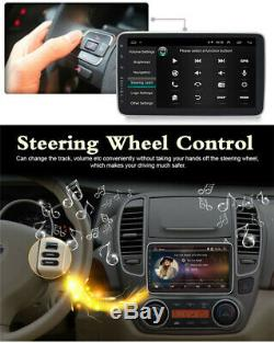 2 + 32g Voiture 9 1din Android 8.1 Head Unit Bt Stereo Radio Mp5 Navigator Gps
