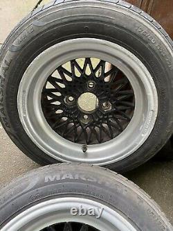 4x108 13x7 Jantes CX Compomotives Ford Mk1 Mk2 Escort Cortina Capri Fiesta Anglia