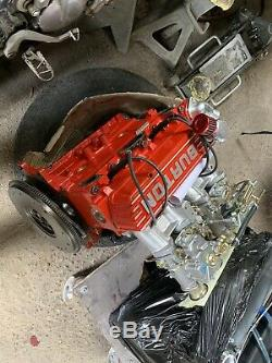 711m 1700 Moteur Tangentiels 141bhp / 122 Ford Escort Ford Cortina Rapide Route