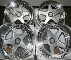 Alliage Roues 17 F5 Pour Ford B Max Cortina Courier Ecosport Escort 4x108 Sp