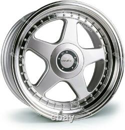 Alliage Roues 17 F5 Pour Ford B Max Cortina Courier Ecosport Escort 4x108 Spl