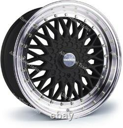 Alliage Roues 17 Rs Pour Ford B Max Cortina Courier Ecosport Escort 4x108 Bpl